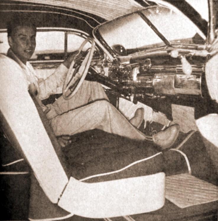 1949 Mercury - Louie Bettancourt  P7240010