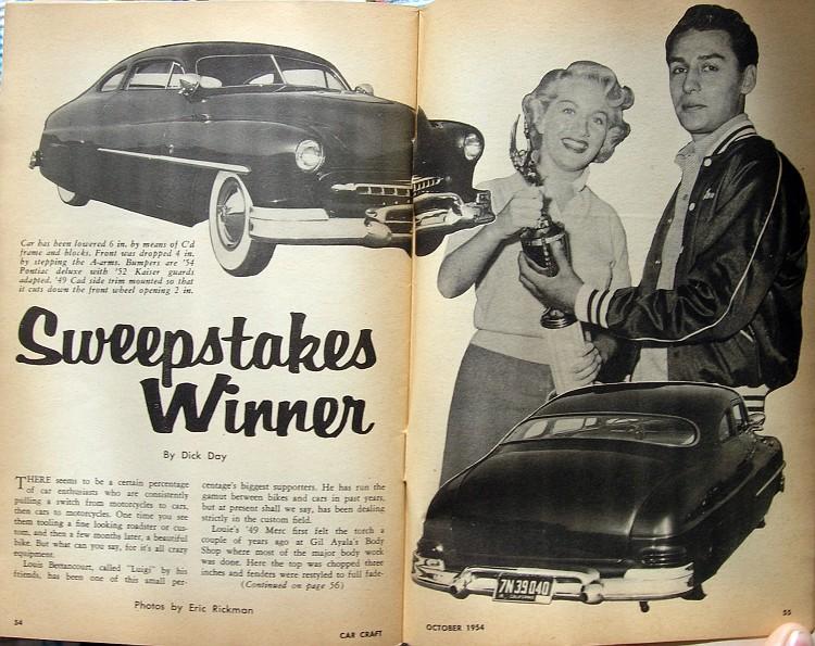 1949 Mercury - Louie Bettancourt  P8030010
