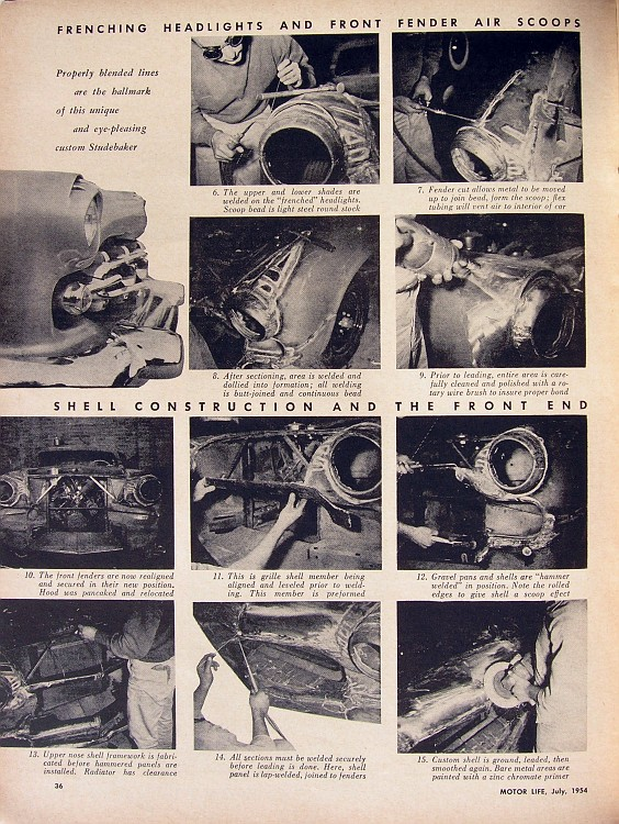 1947 Studebaker - Modern Grecian - Earl Wilson's - George Barris P8060912