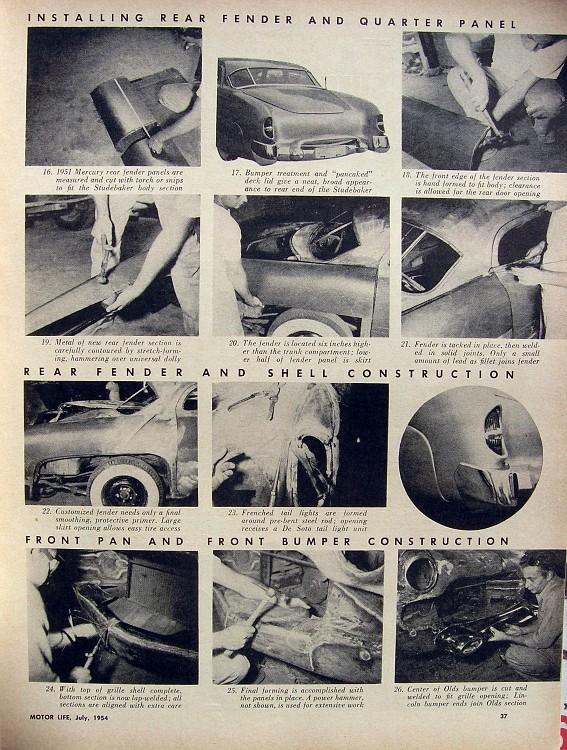 1947 Studebaker - Modern Grecian - Earl Wilson's - George Barris P8060913