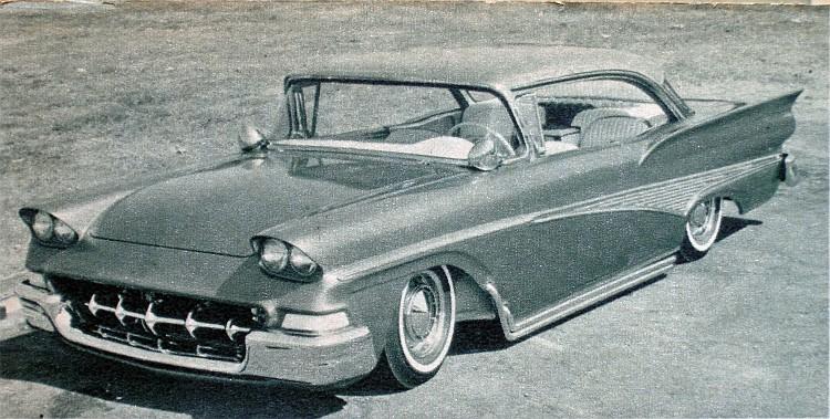 Ford 1957 & 1958 custom & mild custom  - Page 3 P8251210