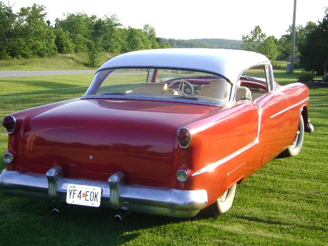 Oldsmobile 1948 - 1954 custom & mild custom - Page 5 Pictur12