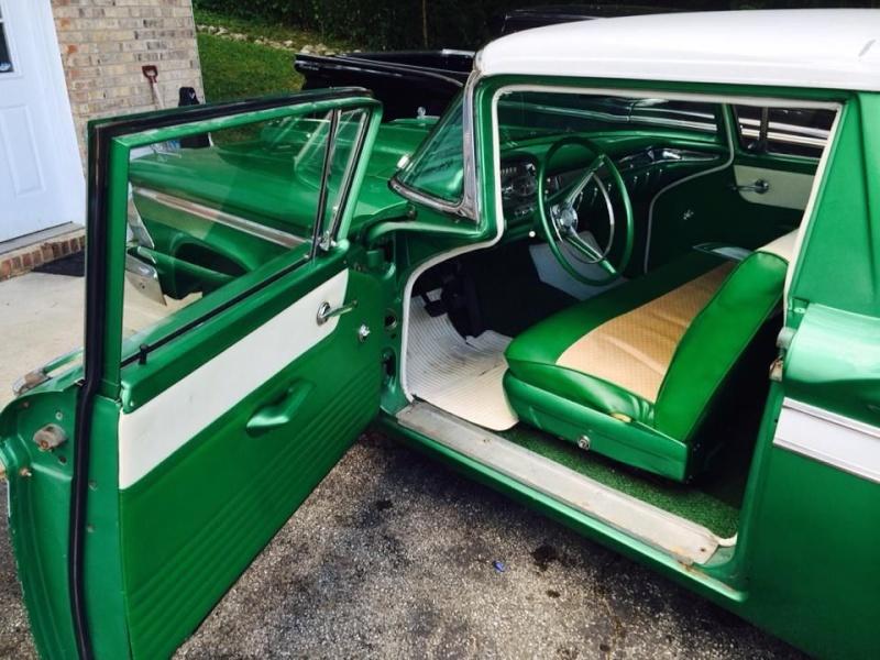 Edsel classics cars Poi10