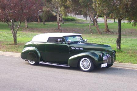 Pontiac 1930's & 1940's custom & mild custom Pontia10