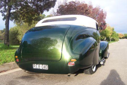 Pontiac 1930's & 1940's custom & mild custom Pontia11