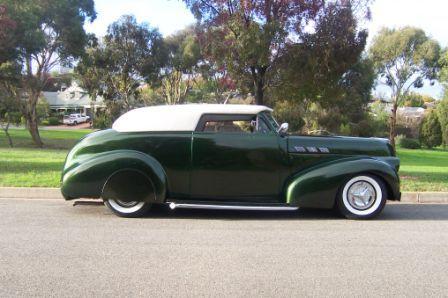 Pontiac 1930's & 1940's custom & mild custom Pontia13