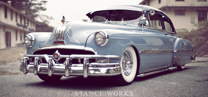 Pontiac 1949 - 54 custom & mild custom - Page 2 Pontia20