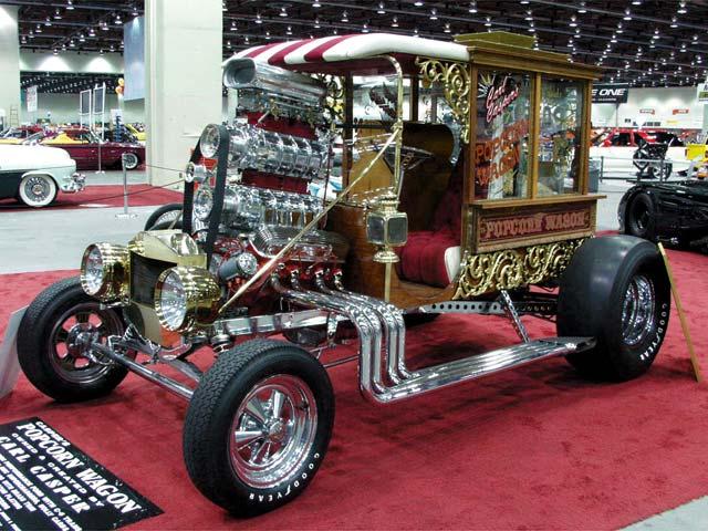 Popcorn Wagon - Carl Casper - 1970 Popcor12