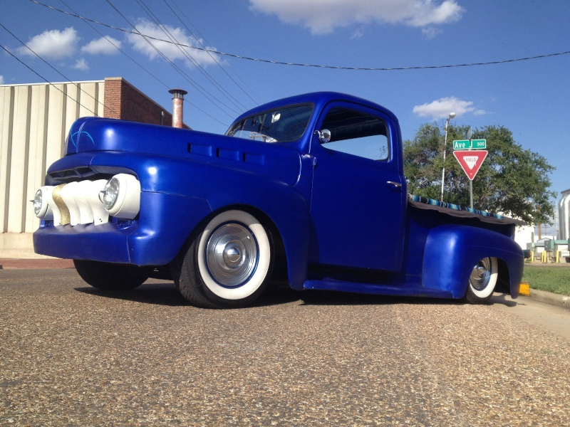 Ford¨Pick up 1948 - 1951 custom & mild custom Qsdqs11