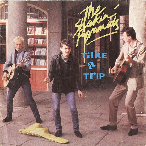 Shakin' Pyramids - Take a trip R-148010