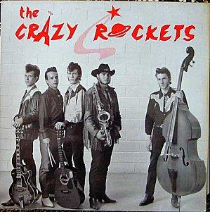 The Crazy Rockets - In a rockabilly mood  R-305110