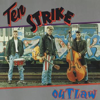 The Ten Strike - Outlaw man  R-331110