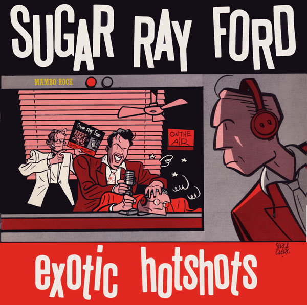 Sugar Ray Ford & Hotshots - Mambo Rock  R-335610