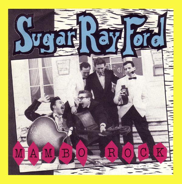 Sugar Ray Ford & Hotshots - Mambo Rock  R-335611