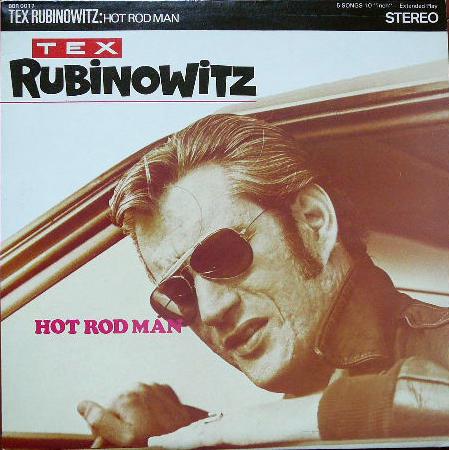 Tex Rubinovitz - hot rod man  R-443910