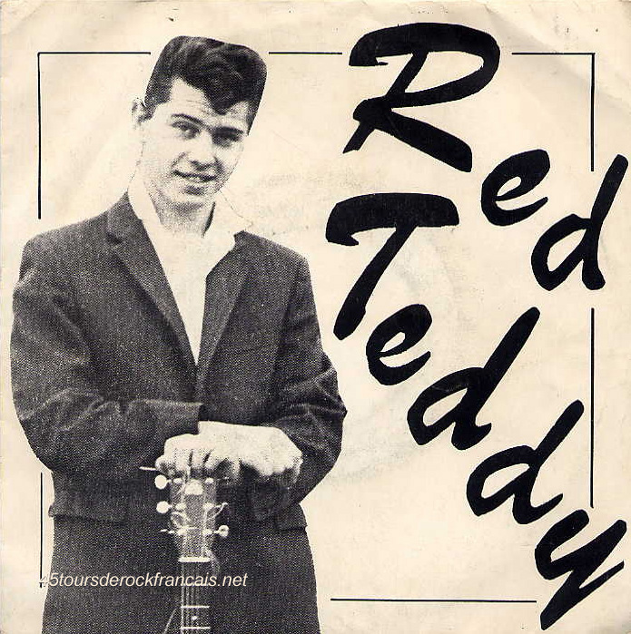 Red Teddy - She left me alone and blue Redted10