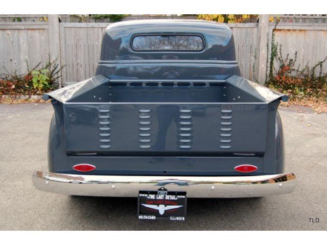 Chevy Pick up 1947 - 1954 custom & mild custom - Page 4 Regerg10