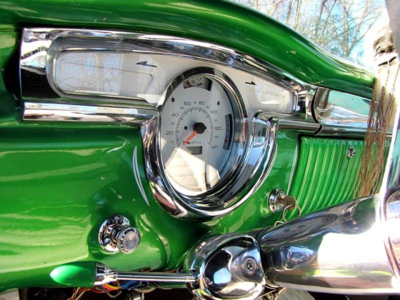 Ford¨Pick up 1948 - 1951 custom & mild custom Reter11