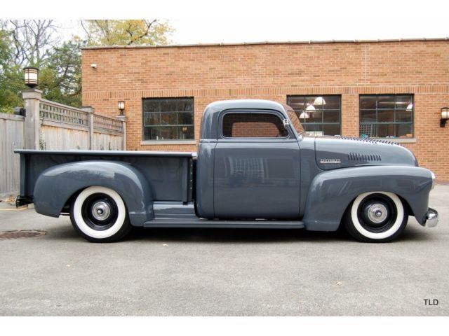 Chevy Pick up 1947 - 1954 custom & mild custom - Page 4 Rgetg10