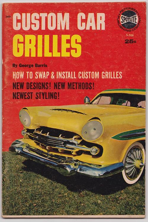1947 Studebaker - Modern Grecian - Earl Wilson's - George Barris Rris4710