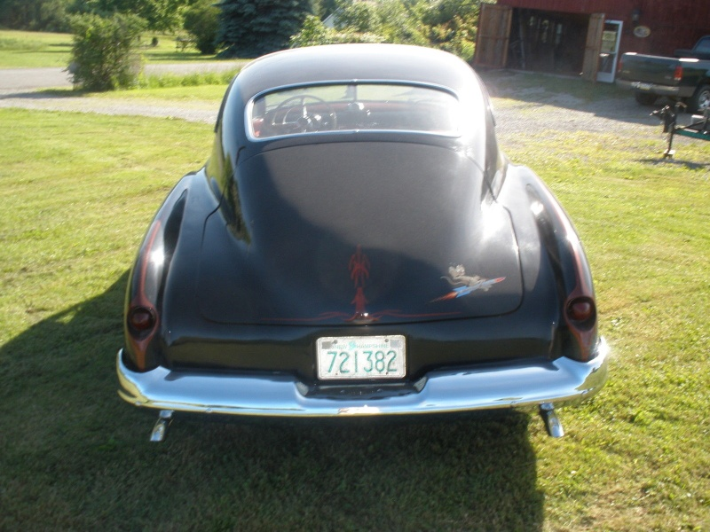 Oldsmobile 1948 - 1954 custom & mild custom - Page 4 Rt13
