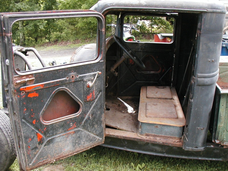 Patine, peinture et rouille - Barn find & Patina - Page 7 Rtytry11