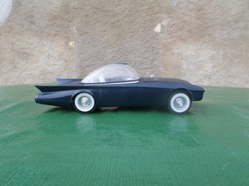 Bubble top, Dream car and show rod - Model kit and Diecasts Sam_1421