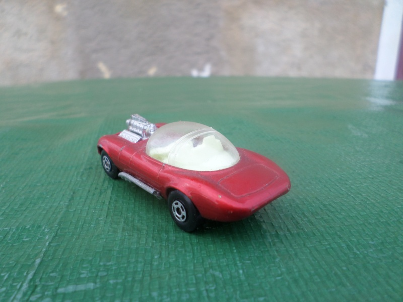 Bubble top, Dream car and show rod - Model kit and Diecasts Sam_1441