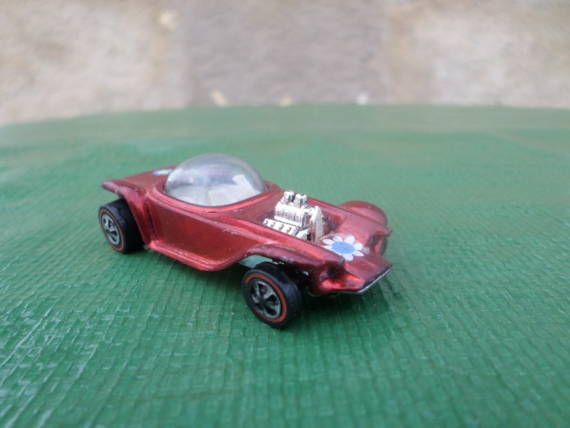 Bubble top, Dream car and show rod - Model kit and Diecasts Sam_1443