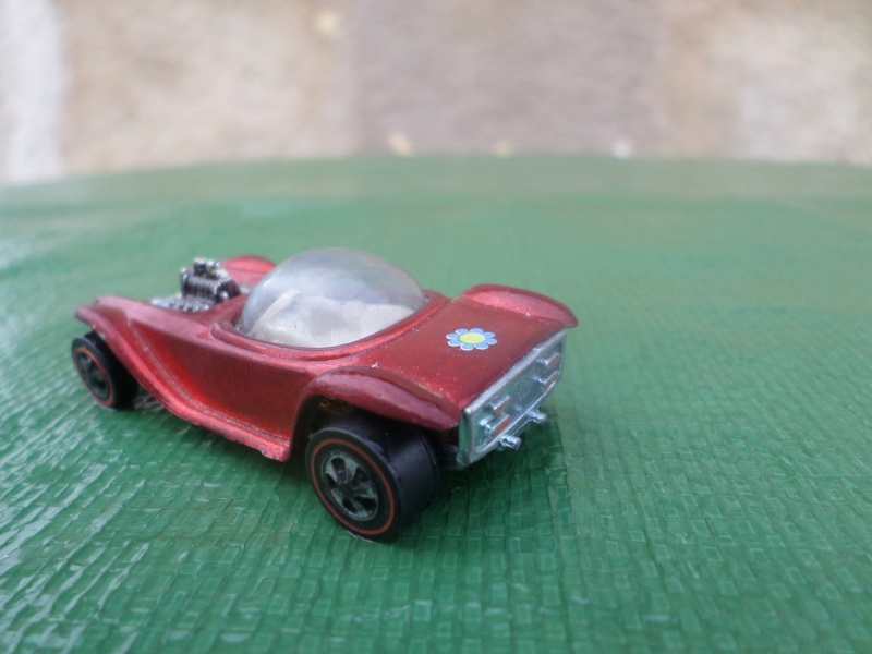 Bubble top, Dream car and show rod - Model kit and Diecasts Sam_1444