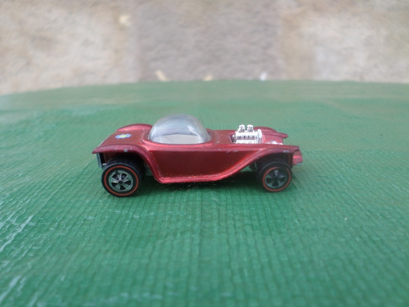 Bubble top, Dream car and show rod - Model kit and Diecasts Sam_1445