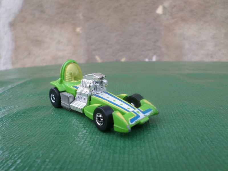 Bubble top, Dream car and show rod - Model kit and Diecasts Sam_1446