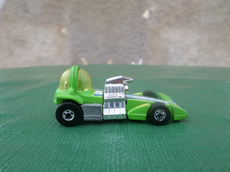 Bubble top, Dream car and show rod - Model kit and Diecasts Sam_1448