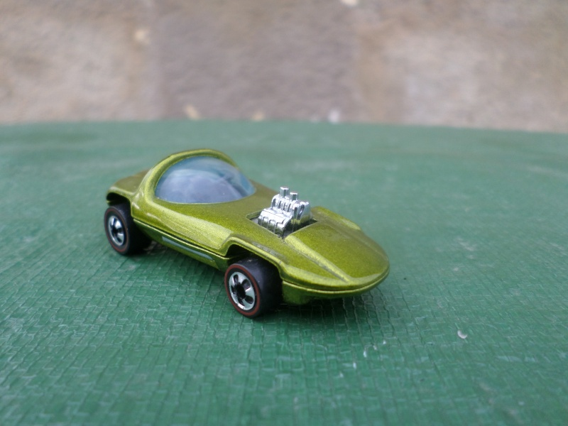 Bubble top, Dream car and show rod - Model kit and Diecasts Sam_1458