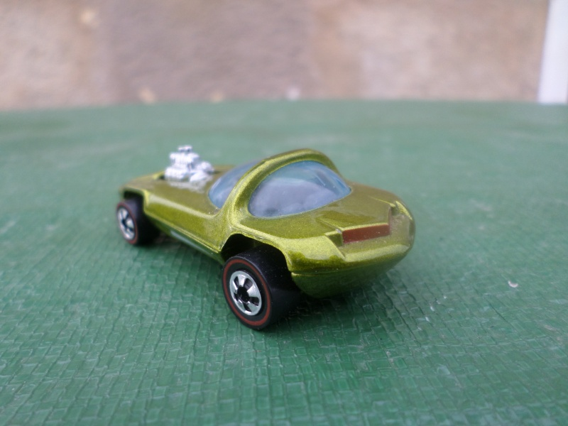 Bubble top, Dream car and show rod - Model kit and Diecasts Sam_1459