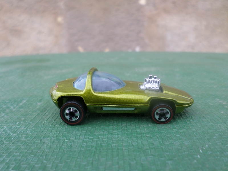 Bubble top, Dream car and show rod - Model kit and Diecasts Sam_1460