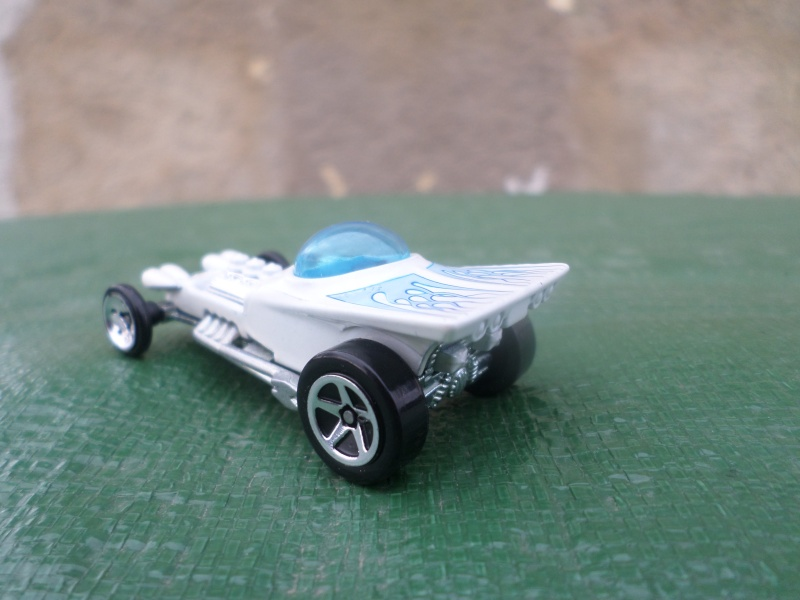 Bubble top, Dream car and show rod - Model kit and Diecasts Sam_1462