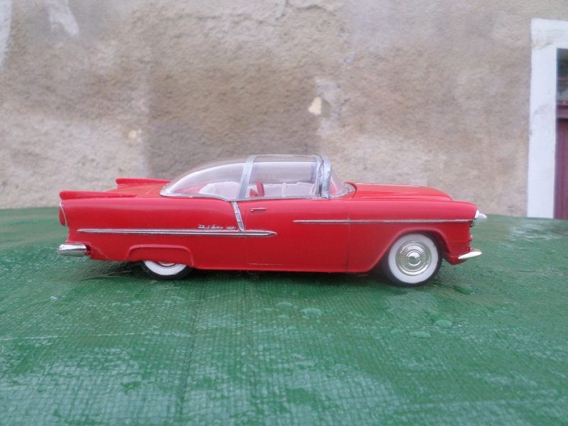 Bubble top, Dream car and show rod - Model kit and Diecasts Sam_1475