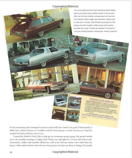 The Legenday Custom cars and Hot Rods of Gene Winfield - David Grant - Motorbook Sans-t20