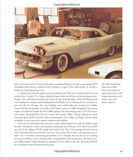 The Legenday Custom cars and Hot Rods of Gene Winfield - David Grant - Motorbook Sans-t21
