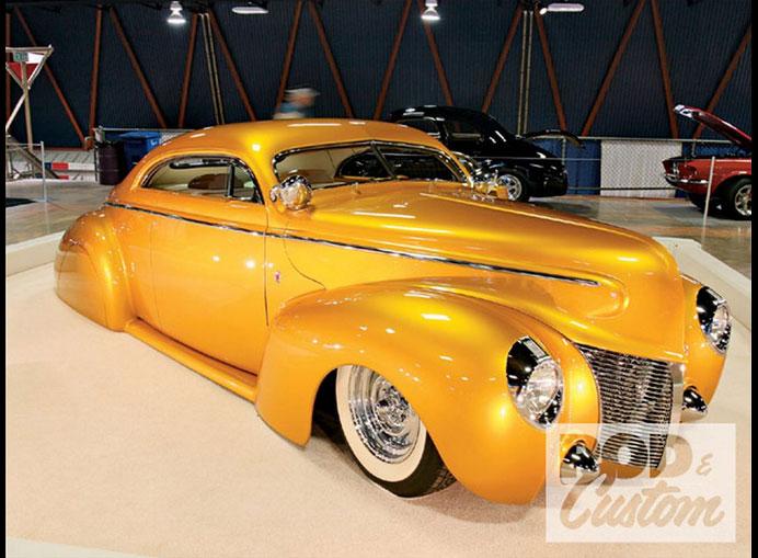 1940 Mercury - Slither - Oz Welch Sans-t30