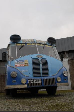 Les véhicules de la Caravane du Tour de France 1950's & 1960's - Page 3 Sans-t38