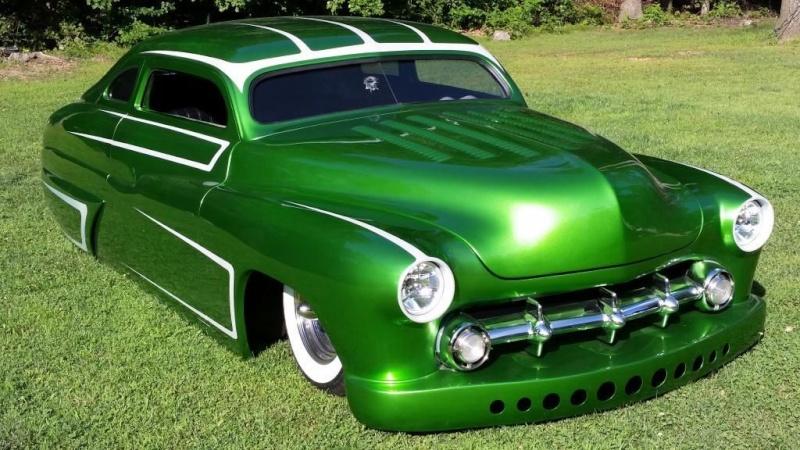 Mercury 1949 - 51  custom & mild custom galerie - Page 17 Sdefes10