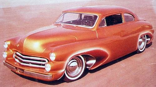 The Legenday Custom cars and Hot Rods of Gene Winfield - David Grant - Motorbook Solars10