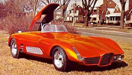 The Legenday Custom cars and Hot Rods of Gene Winfield - David Grant - Motorbook Strips10
