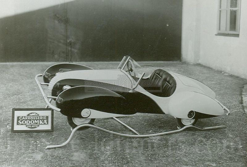Aero 50 Sodomka Dynamik (Czechoslovakia, 1939-1941) Stroj_11