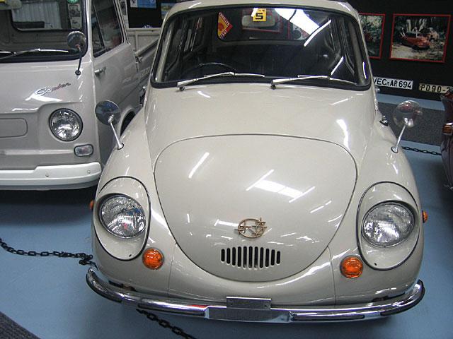 Japanese car custom & mild custom Subaru10