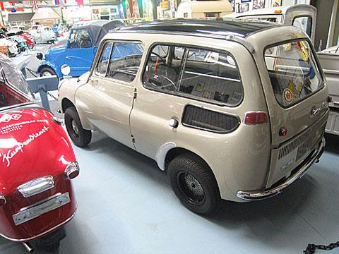 Japanese car custom & mild custom Subaru12