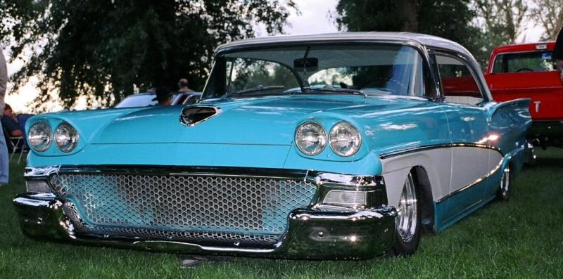 Ford 1957 & 1958 custom & mild custom  - Page 3 Sunshi10