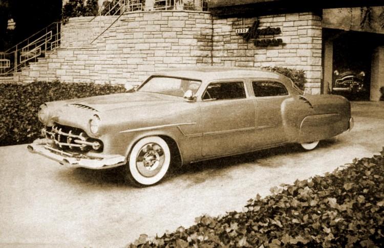1947 Studebaker - Modern Grecian - Earl Wilson's - George Barris The-gr10